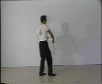 آموزش تکنیکهای مبارزهای اسکریما (چوب کوچک)