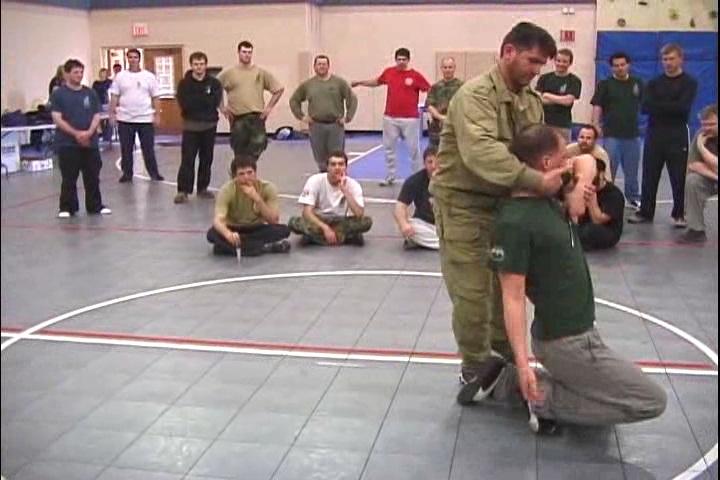 سری سیدی آموزشی سبک دفاع شخص ارتش  روسیه
