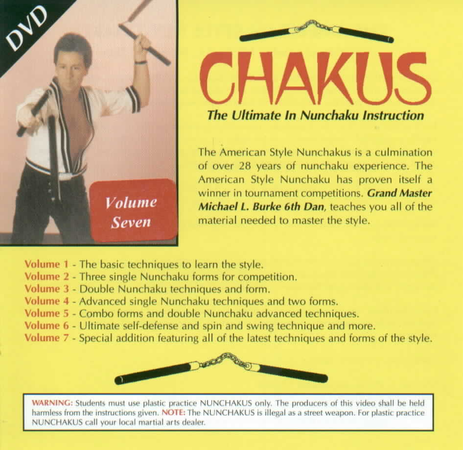 - آموزش کامل نانچیکو تک و دوبل 7 سی دی