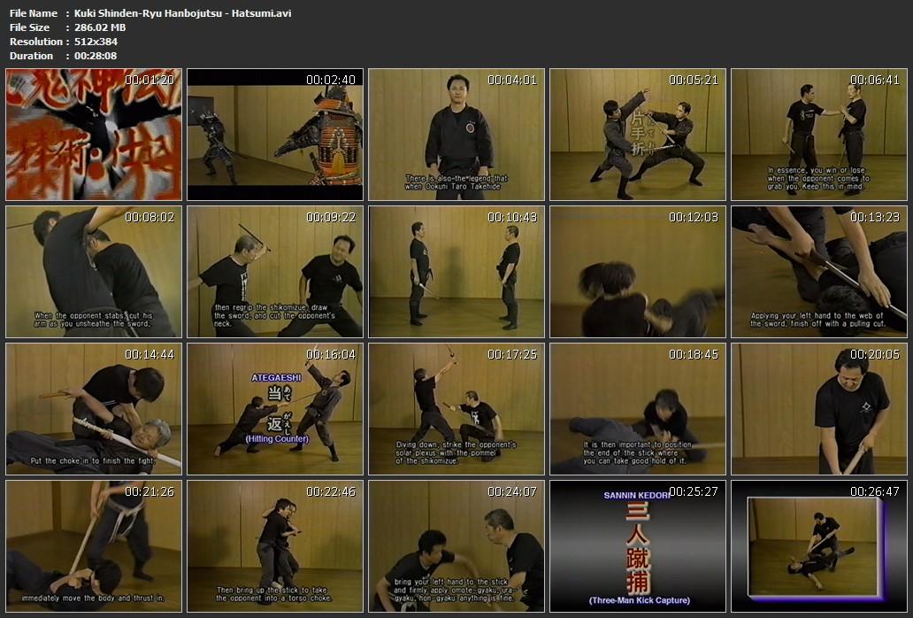 آموزش شمشیر سامورایی و کیوکی سنتی استاد ماساکی 2 سیدی