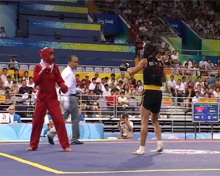 مسابقات 2008 ساندا به تفکیک وزن و جنسیت