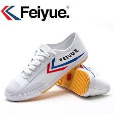 کفش فیو سفید ووشو