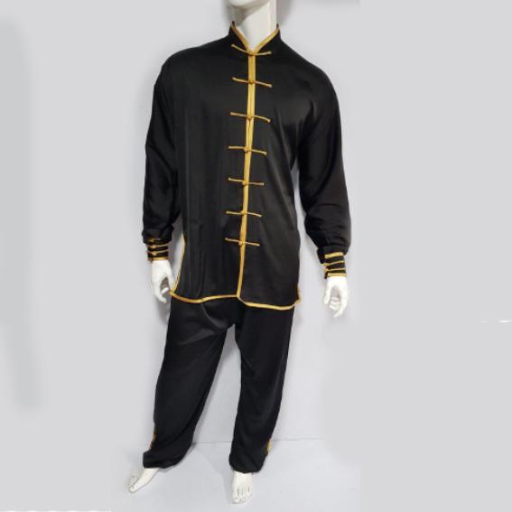 لباس تایچی ساتن