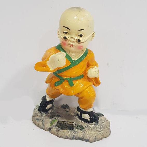 تندیس مشت راهب شائولین