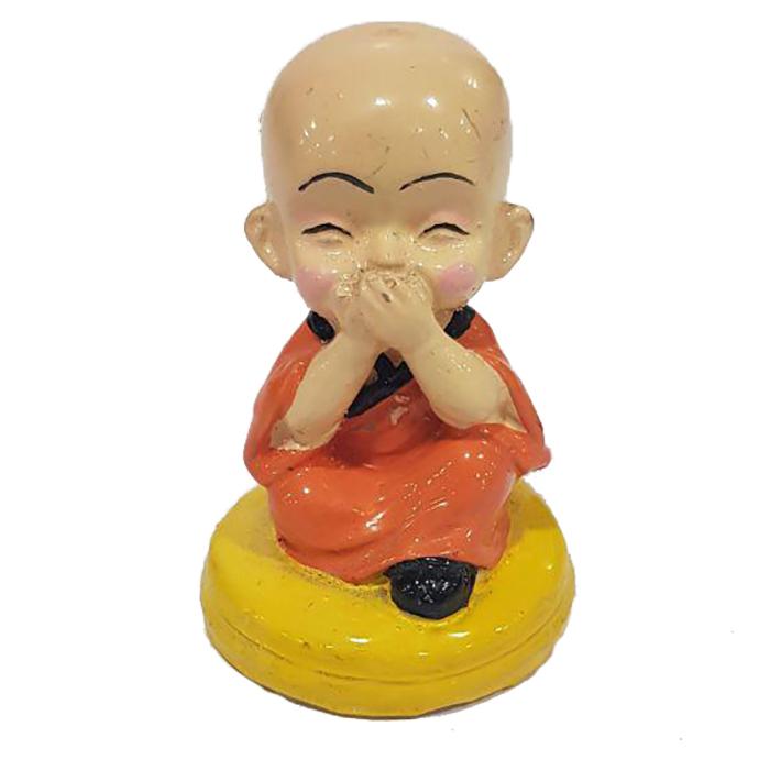 تندیس سخن راهب شائولین