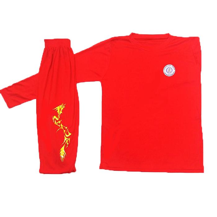 لباس ساندا ووشو بانوان