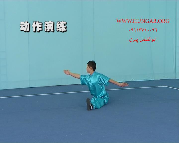 سی دی آموزش فرمـ چانگ جوانان
