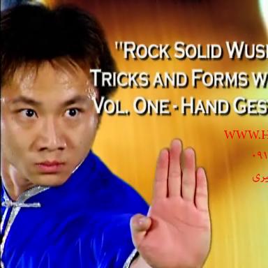 5 سی دی آموزش حرکات پایه تا پیشرفته ووشو