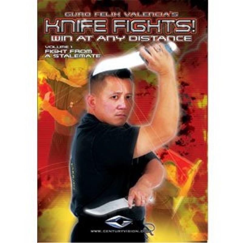 کاملترین مجموعه دفاع شخصی دربرابر چاقو 6 سیدی