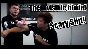 دفاع شخصی در مقابل چاقو استاد سانگ