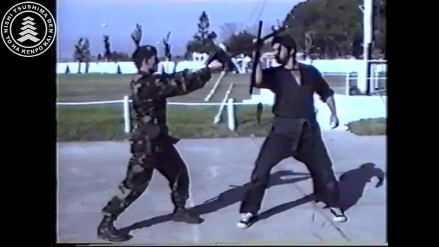 آموزش تونفا نظامی