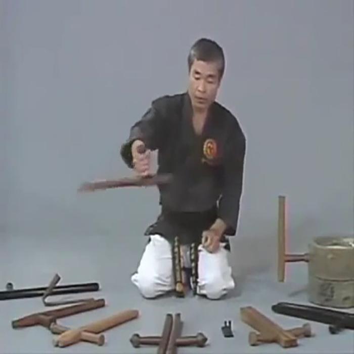 آموزش تونفا کاراته