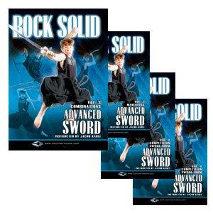 سری سیدی آموزشی شمشیر4 سی دی
