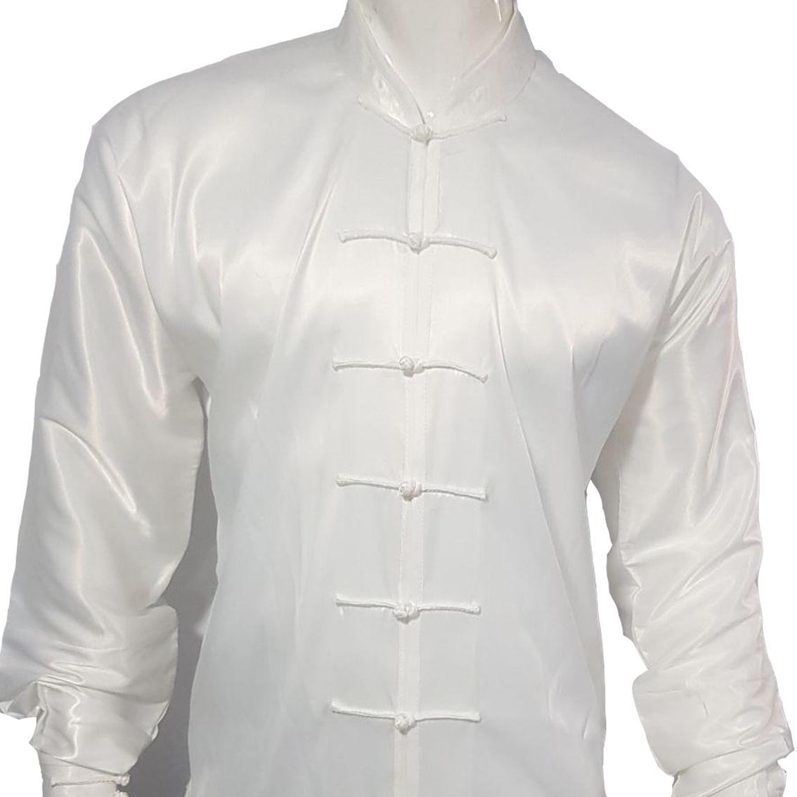 لباس تایچی سفید