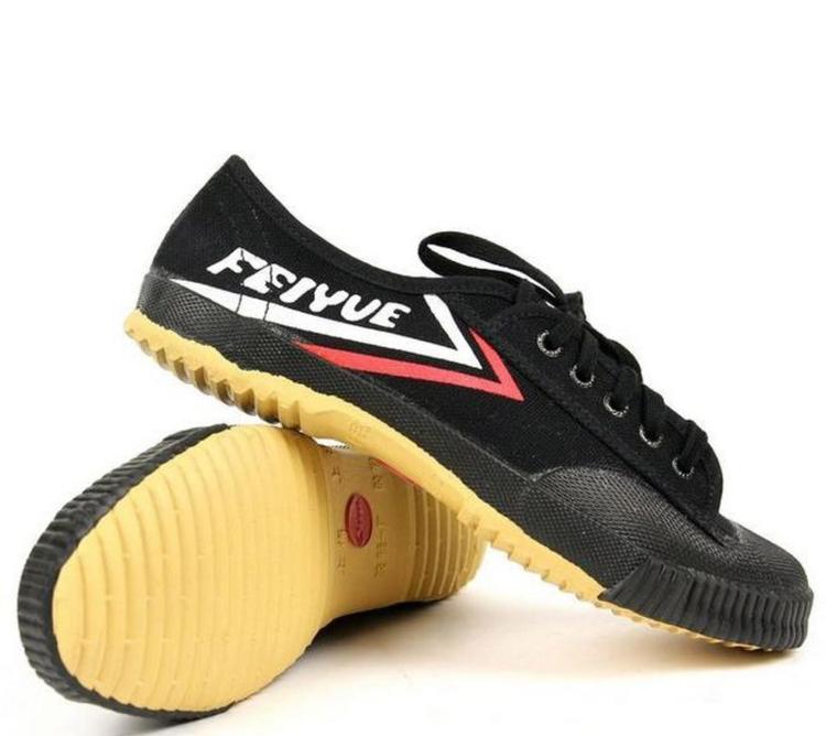 کفش فیو مشکی ووشو